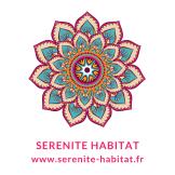 Logo Feng Shui SERENITE HABITAT Isabelle ROME Mars 2021